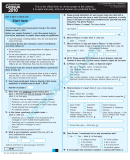 Form D-61 - Demographic Form - 2010