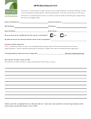 Move Request Form