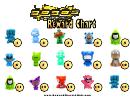 Gogos Reward Chart For Kids