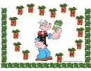 Spinach Reward Chart For Kids