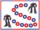 Transformers Reward Chart For Kids