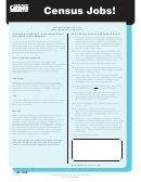 Form Bc-170b - U.s. Census Employment Inquiry
