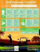 Golf Getaway Checklist
