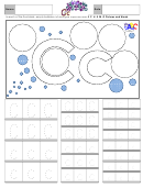 Letter C Tracing Template