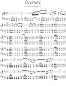Nobuo Uematsu - Overture To Final Fantasy Viii Video Game Sheet Music