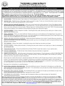 Form Cos013 - Cosmetology Mobile Salon License Application