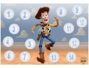Toy Story Reward Chart