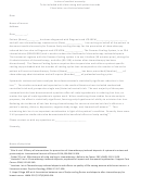 Letter Of Medical Necessity Template