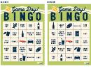 Game Day Bingo Template