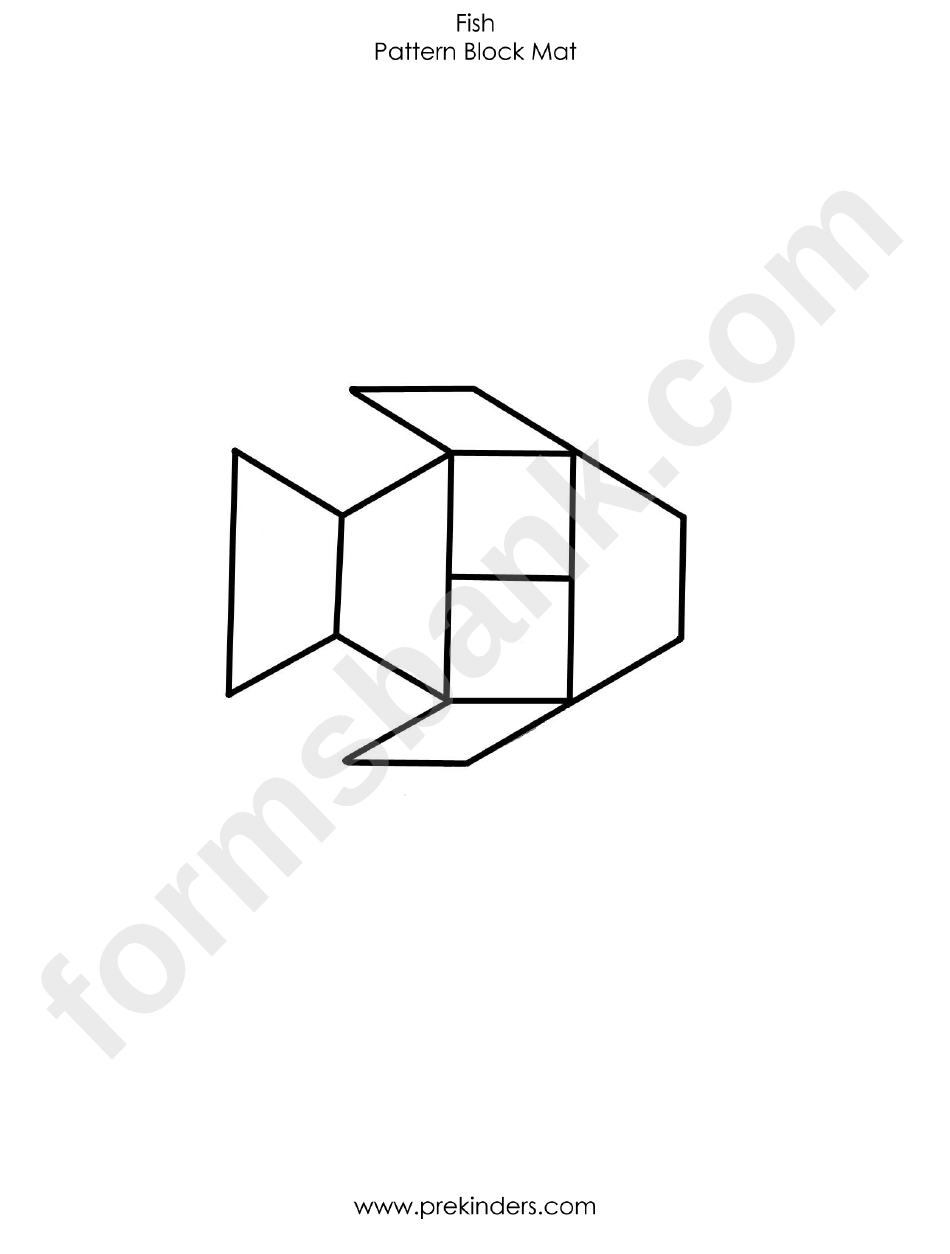 Old Fashioned Pattern Block Template Ideas - Administrative Officer ...