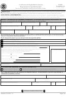 Formulario I-9 - Verificacion De Elegibilidad De Empleo