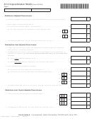 Virginia Schedule 763 Adj (form 763 Adj) - 2014