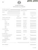 Form 133.2 - Public Information Charges - Billing Detail