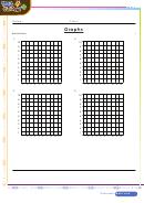 Bar And Linear Graphs Worksheet