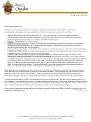 Teacher & Substitute Teacher Application Form