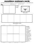 Matchbox Enclosures Card Template