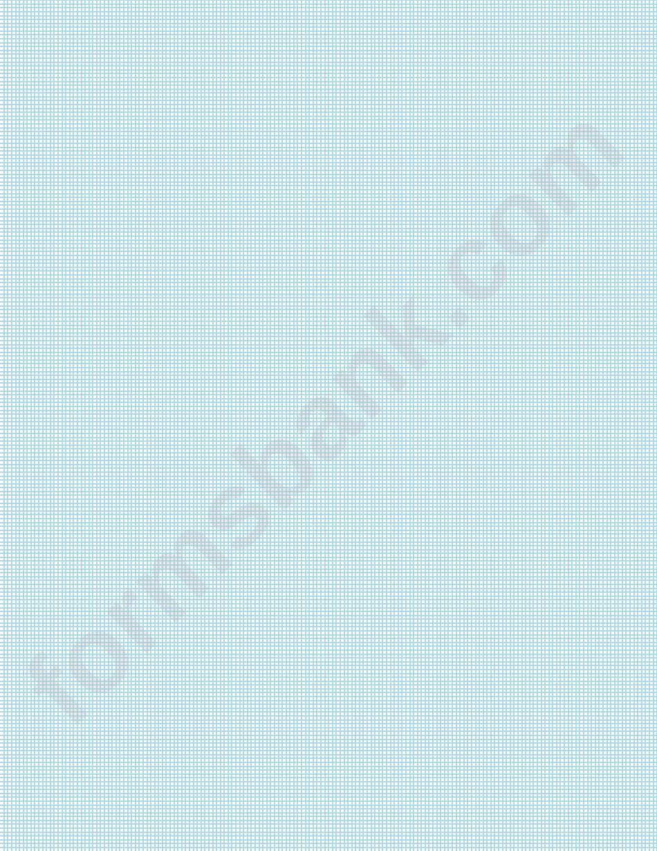 Light Blue Graph Paper Template