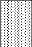 Black & White Hexagon Graph Paper Template