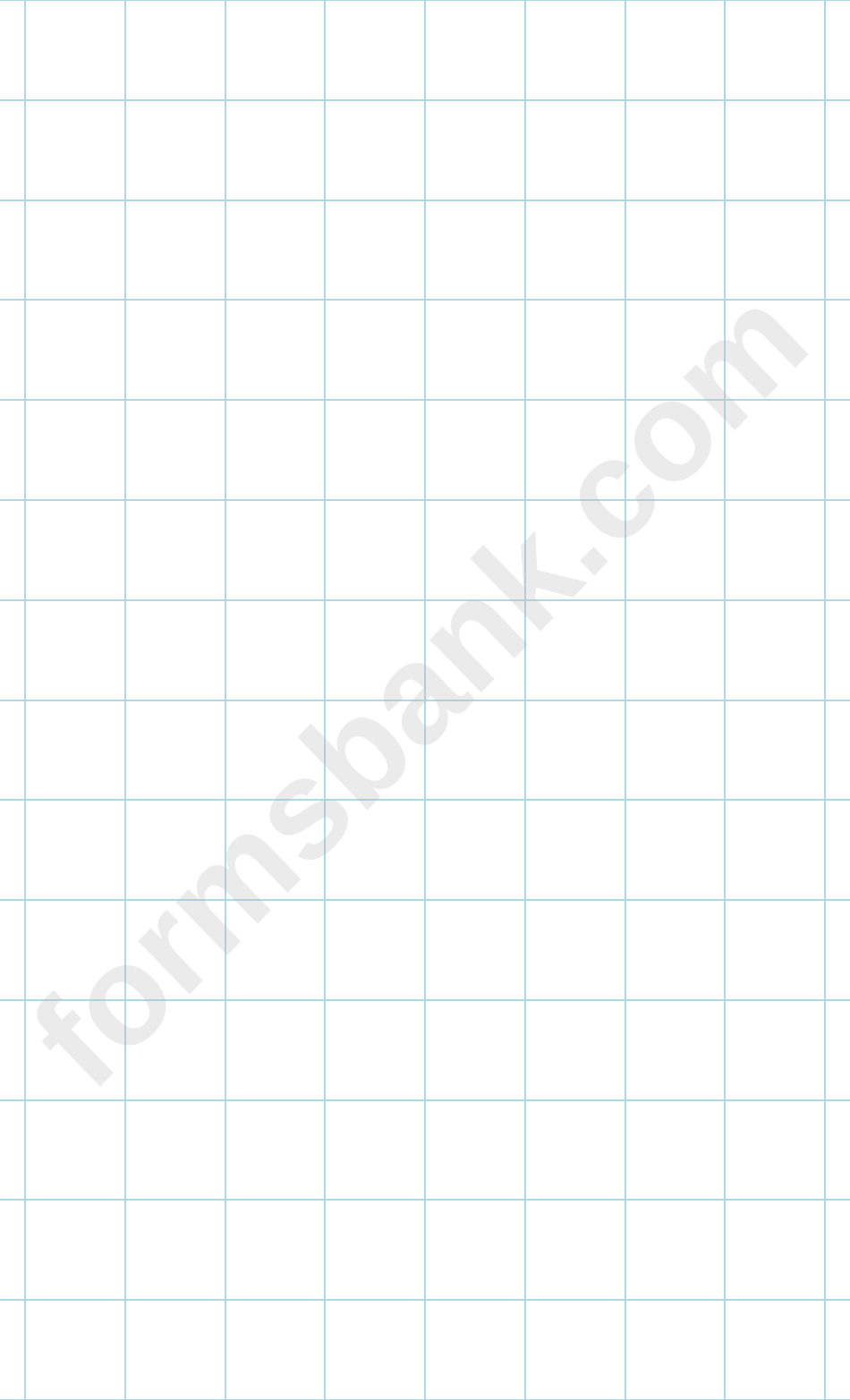Large Graph Paper Template