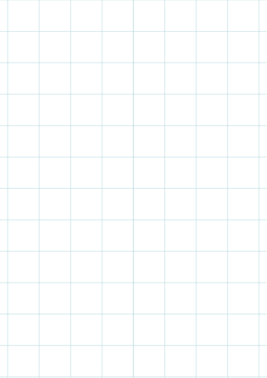 Large Graph Paper Template Printable pdf