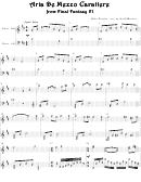 Nobuo Uematsu - Aria De Mezzo Carattere From Final Fantasy Vi Video Game Sheet Music