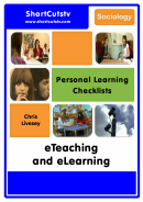 Personal Learning Checklist Template