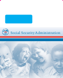 Form Ssa-3819 - Ssi Disability Benefits For A Child