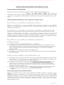 General Sanctions Warranty And Indemnity Letter Template