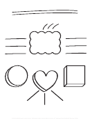 Brainstorming Writing Paper Template