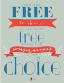 Choice Poster Template