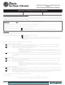 Form Isbe 67-90 - Notificacion De Renuncia De Formula