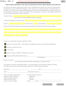 Form 2222 - South Dakota Electronic Lien And Title Nonparticipating Lender Request For Paper Title
