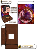 Carl Sagan Foldable Template