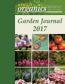 Garden Journal Template - 2017