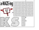 A-maze-ing Maze Game Template