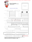 Bahrain Visa Application Form