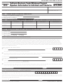 Form 8879 (pmt) - California Electronic Funds Withdrawal Payment Signature Authorization For Individuals And Fiduciaries - 2016