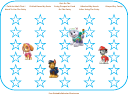 Paw Patrol Potty Chart