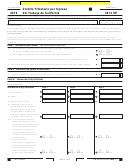 Formulario 3514 Sp - Credito Tributario Por Ingreso Del Trabajo De California - 2016