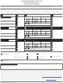 Form Isbe 67-98 - Annual Enrollment Form