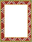 Zigzag Border
