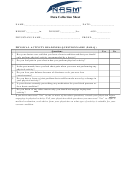 Nasm Physical Activity Readiness Questionnaire & General & Medical Questionnaire Template