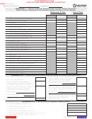 Form Rev-860 Ct - Schedule L/m-1/m-2/c-5/oa/od