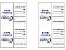 Medication Record Template - Owens Pharmacy