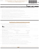Worksheet For Form 1040me - Schedule A - Maine Minimum Tax Credit And Carryforward To 2013 - 2012