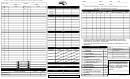 Miaa Soccer Roster And Score Sheet Template