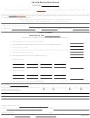 Form Ok-402 - Financial Reconciliation Report Form - Oklahoma Pta