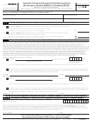 Irs Form 8878 (sp) - Autorizacion De Firma Para Presentar La Declaracion Por Medio Del Irs E-file Para El Formulario 4868(sp) O El Formulario 2350(sp) - 2013