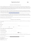 Form Usu-103 - Utility Services Use Tax - 2006