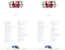 Christmas Gift Idea List For Children - Community Christmas Shoppe